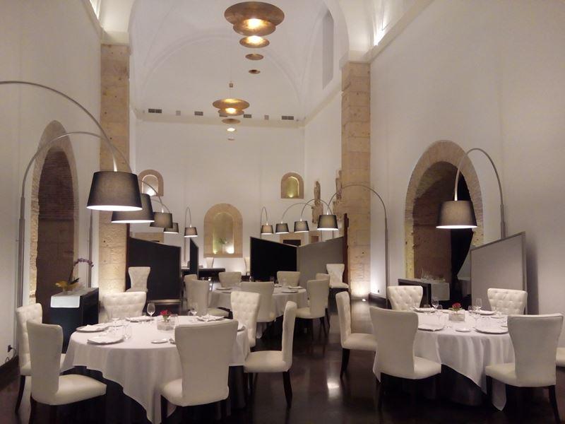 Restaurante villena en hotel convento capuchinos segovia - Restaurante villena segovia ...